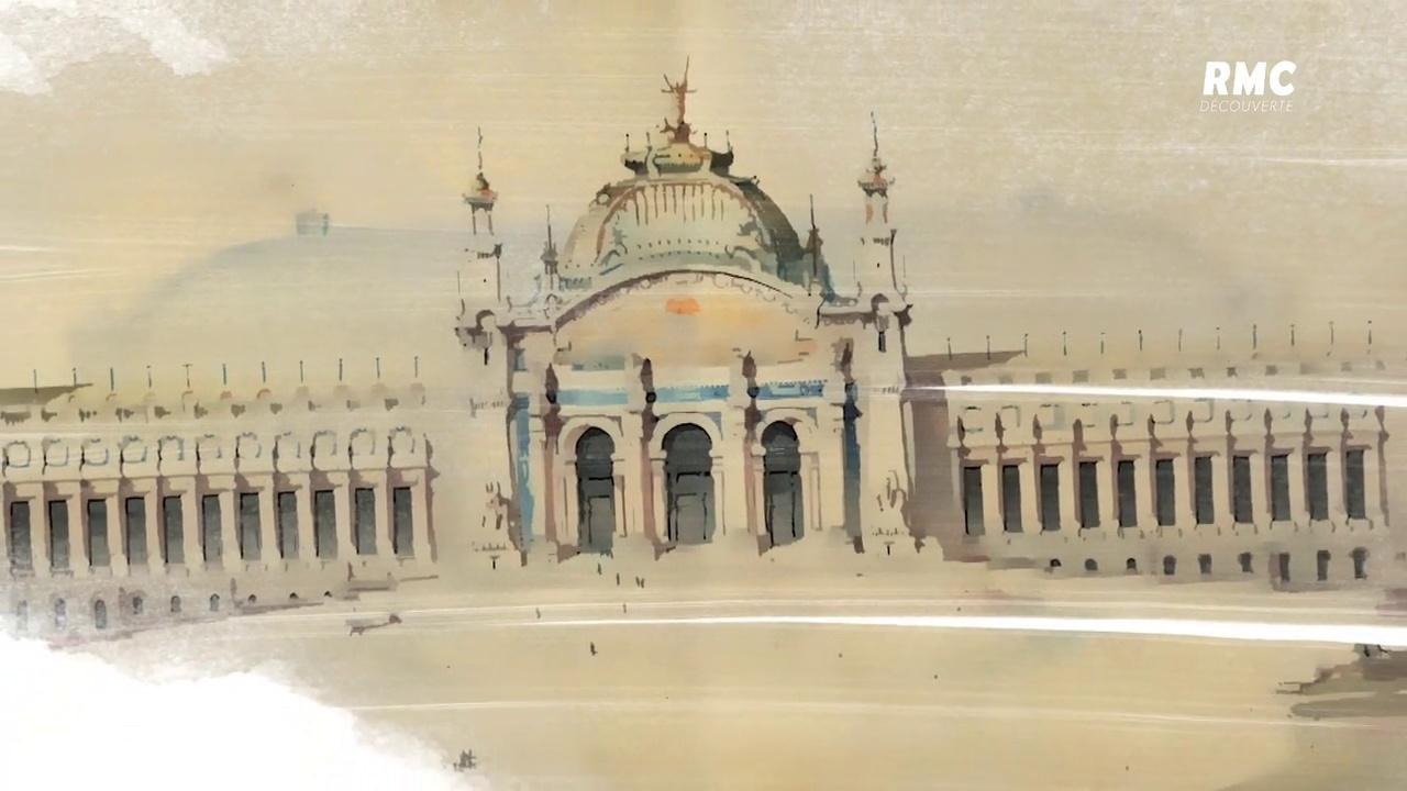 Documentaire Grand palais, une megastructure historique