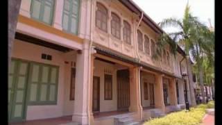 Documentaire Histoires d'îles – Singapour
