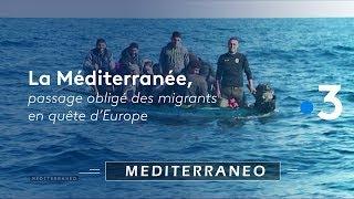 Documentaire La Méditerranée, passage obligé des migrants en quête d'Europe
