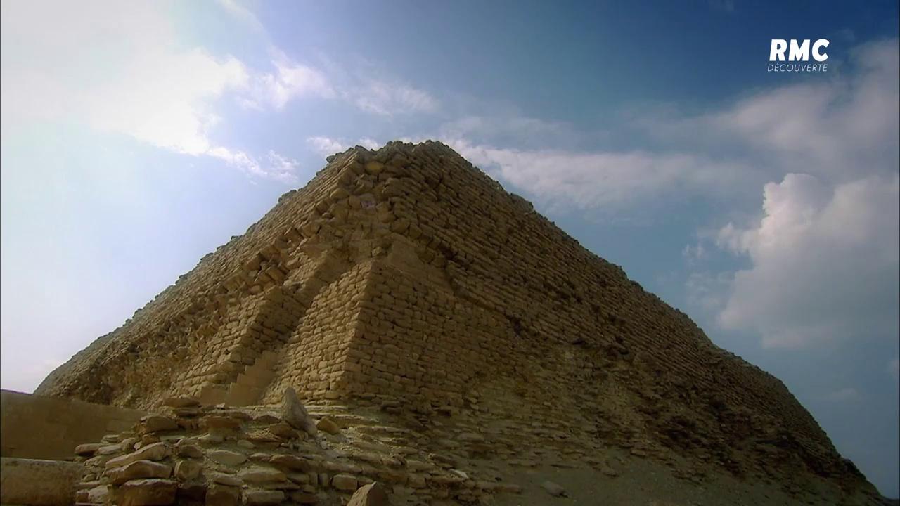 Documentaire La quatrième pyramide de Gizeh (2/2)
