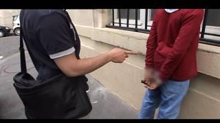 Documentaire Le racket à l'école
