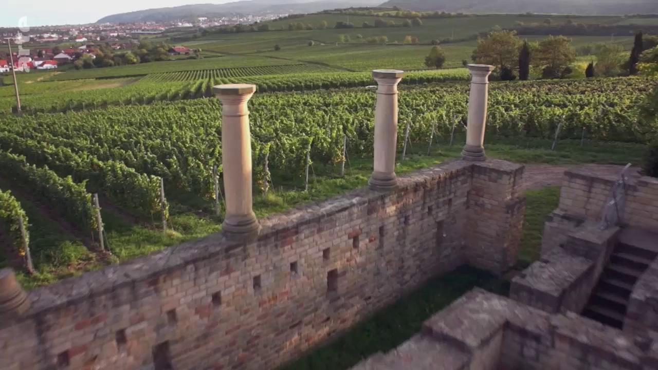 Documentaire Les plus belles routes d'Allemagne – La route des vins