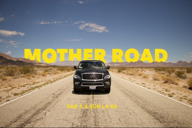 Documentaire Mother Road – à 5 sur la 66