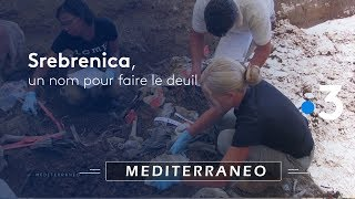Documentaire Srebrenica, un nom pour faire le deuil
