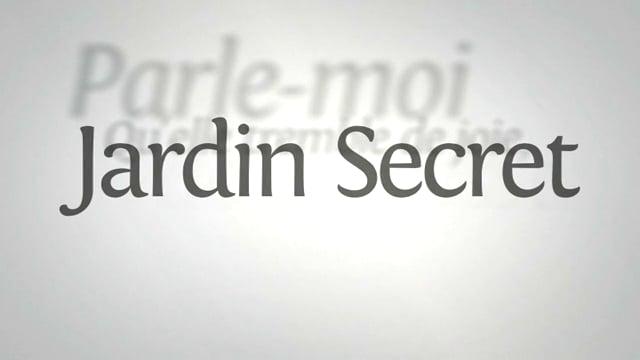 Documentaire Pierre Rapsat – Jardin Secret