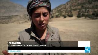 Documentaire Rencontre avec des combattants du PKK dans le nord de l'Irak