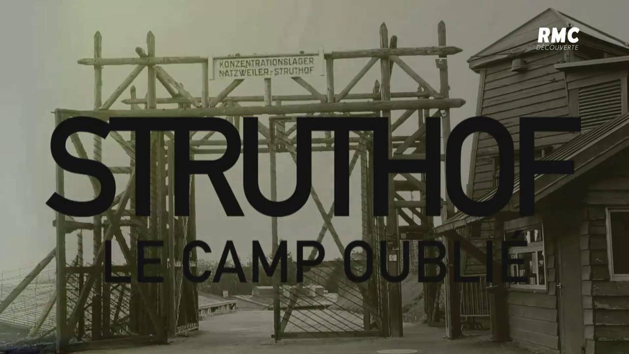 Documentaire Struthof, le camp oublié