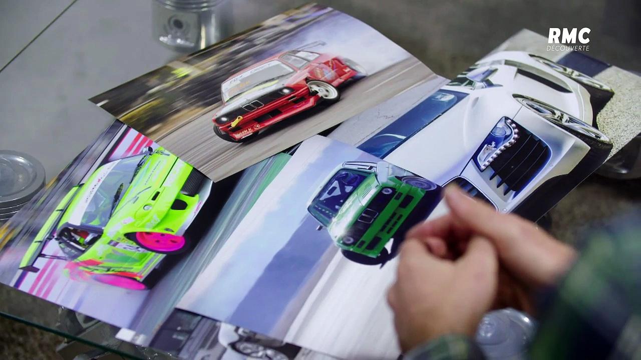 Documentaire Supercar Megabuild : Audi R8