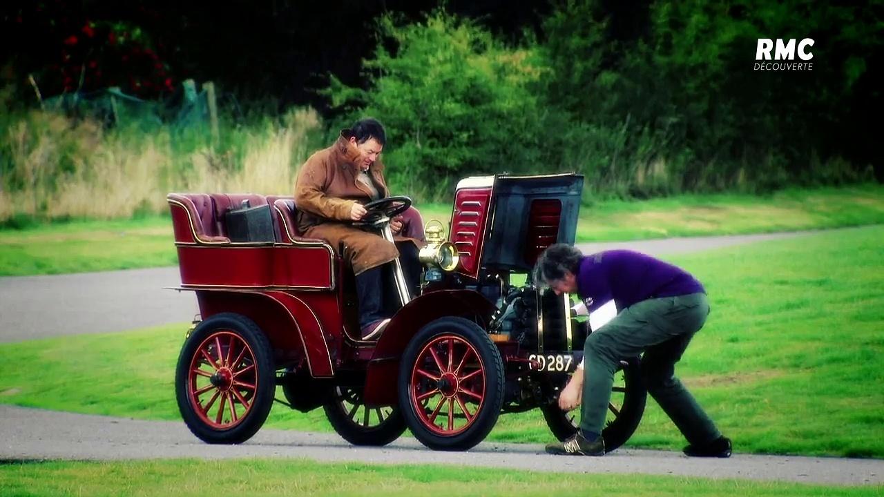 Documentaire Wheeler dealers – Veteran car