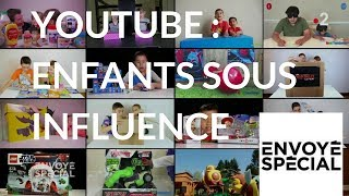 Documentaire YouTube : enfants sous influence