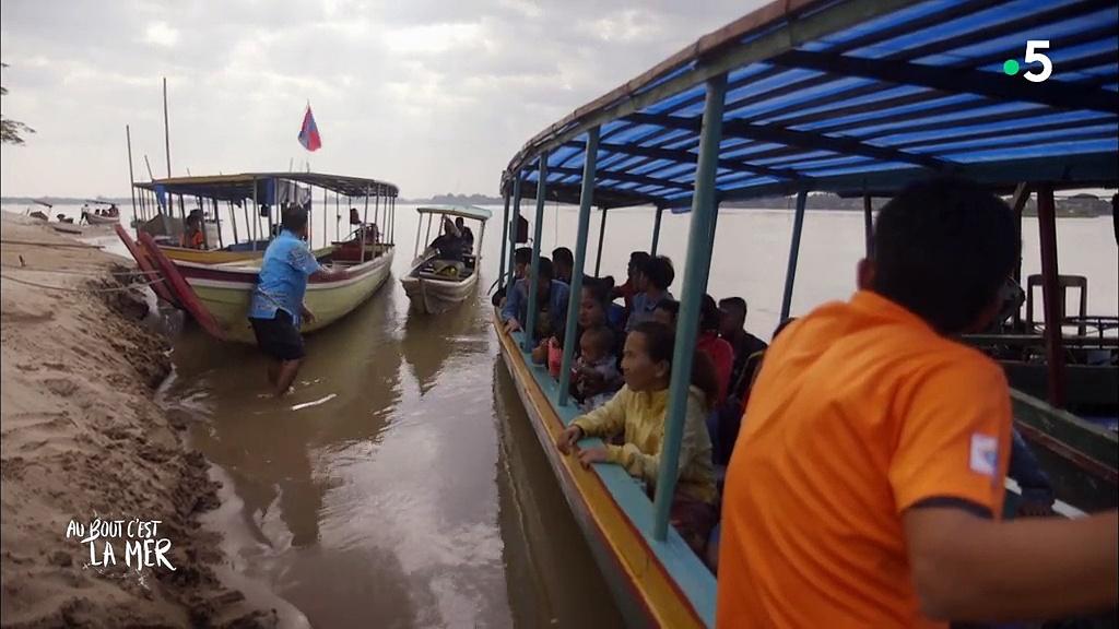 Documentaire Au bout c'est la mer – Le Mékong