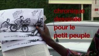 Documentaire Chronique dessinée pour le petit peuple