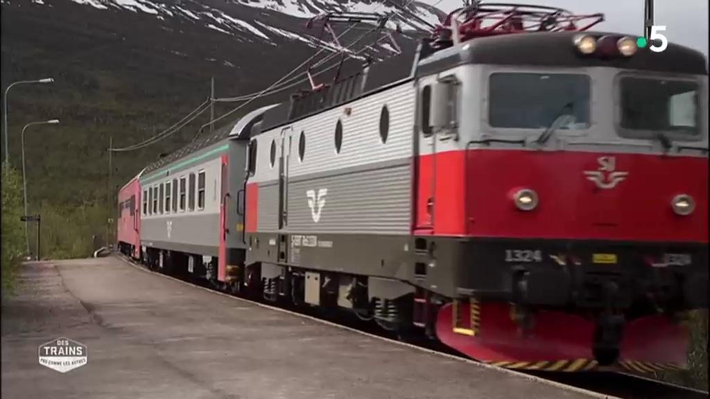 Documentaire Des trains pas comme les autres – Suède
