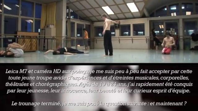 Documentaire Respirer Yohan Vallée