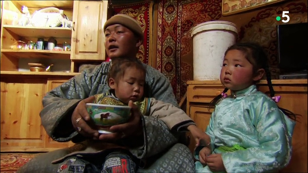 Documentaire Déserts – Le désert de Gobi