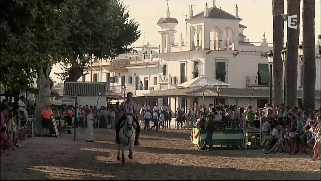 Documentaire Embarquement immédiat – Huelva, entre chevaux et flamenco