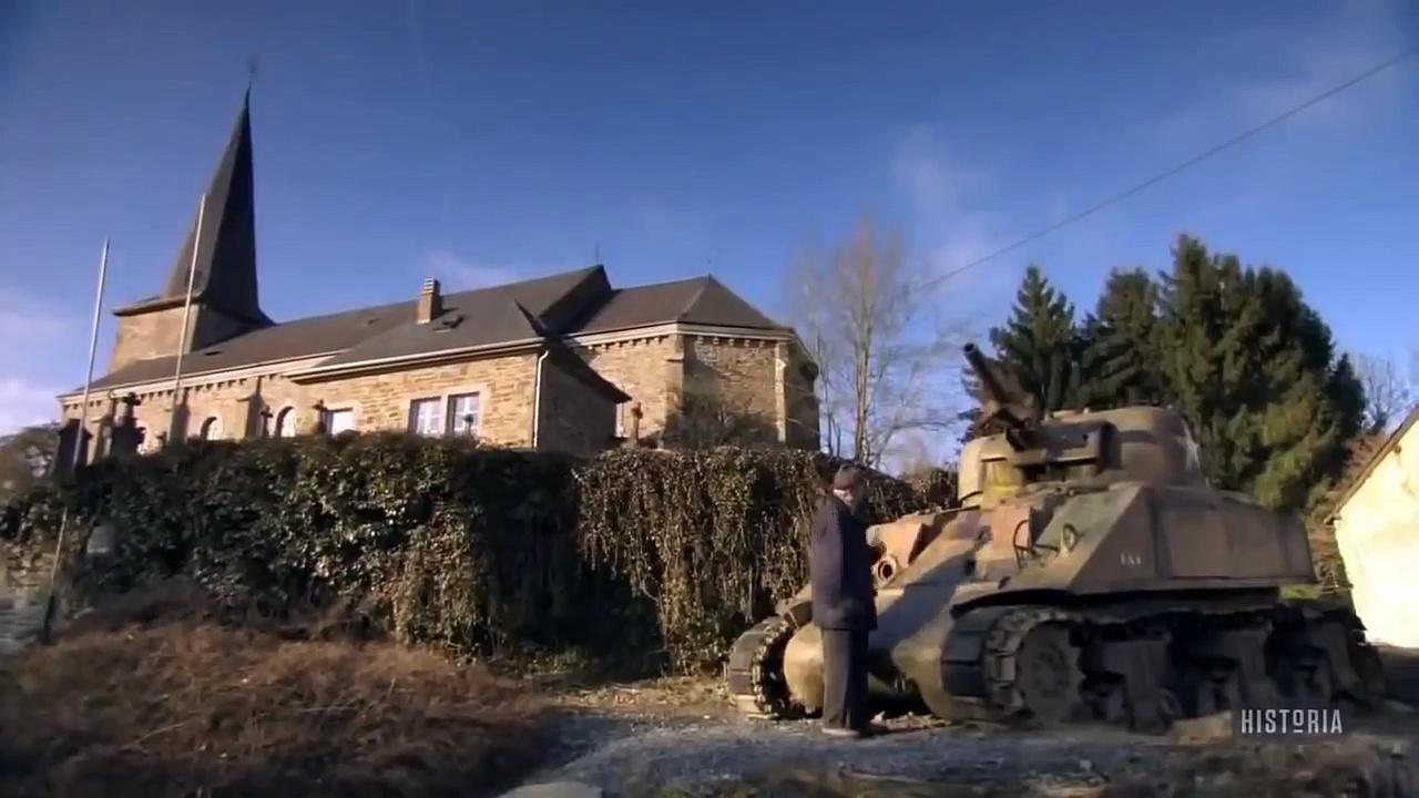 Documentaire La bataille des Ardennes, vers Bastogne
