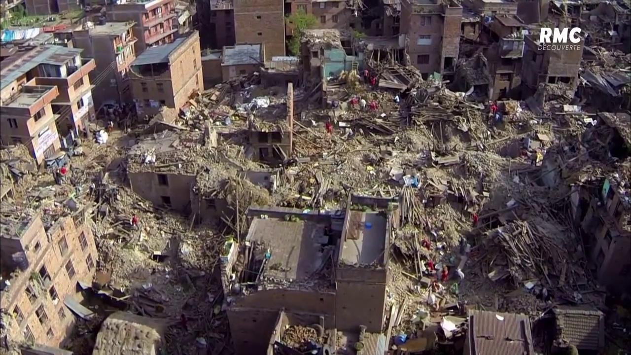 Documentaire La science des forces de la nature – Tremblement de terre