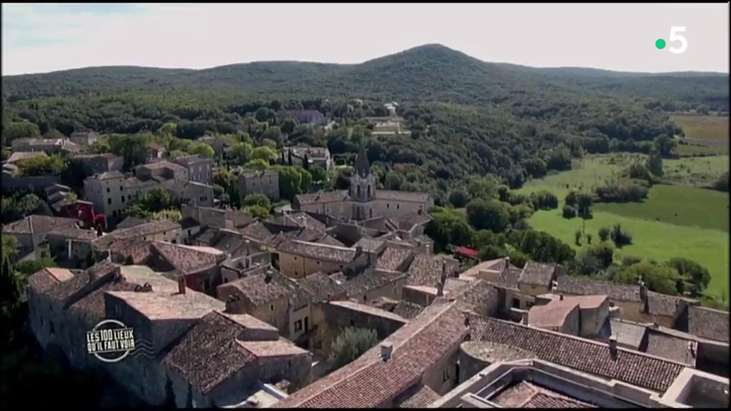 Documentaire Les 100 lieux qu'il faut voir – L'Ardèche, des gorges au Haut-Vivarais