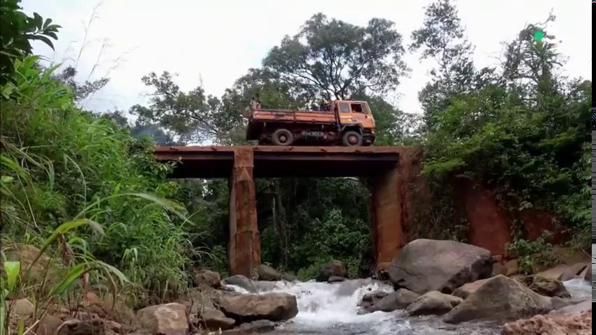 Documentaire Les routes de l'impossible : Sierra Leone, la rage de vivre
