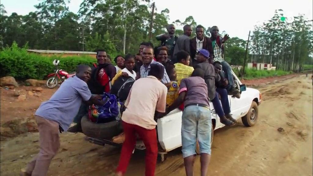Documentaire Les routes de l'impossible – Malawi, esprits de la brume