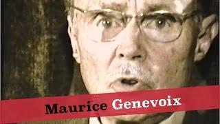 Documentaire Maurice Genevoix, l'appel d'un homme