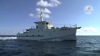 Documentaire Entre Terre et Mer – La vie à bord de l'Amborella