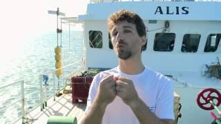 Documentaire Entre terre et mer – Mission Pristine (2/2)