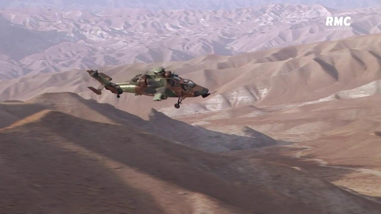 Documentaire Tigre, hélicoptère de combat