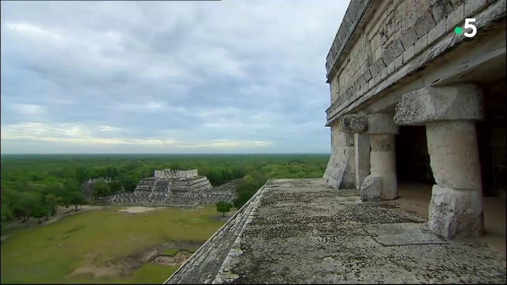 Documentaire Trésors du Mexique (2/2)