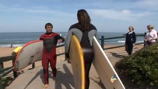 Documentaire Un été sur la Côte basque