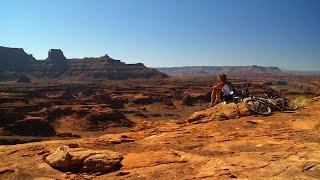 Documentaire Dans les pas de Katia – USA, le désert américain, Utah