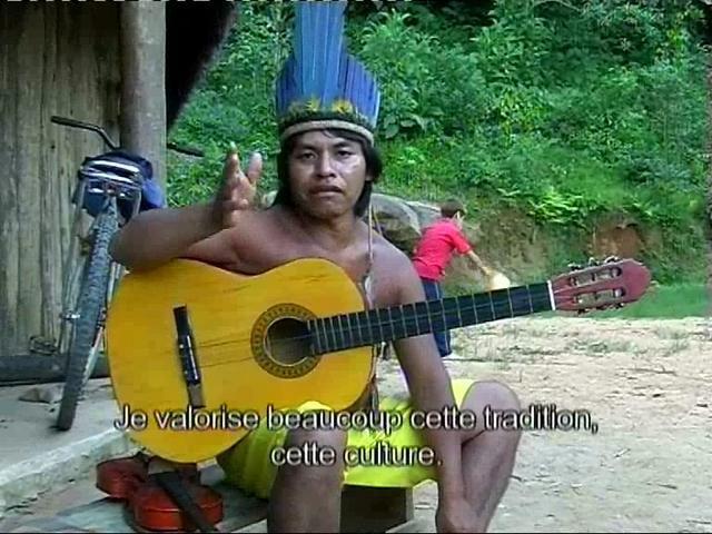 Documentaire Des Indiens dans le désert