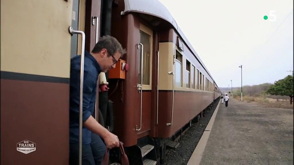 Documentaire Des trains pas comme les autres – Zimbabwe – Zambie