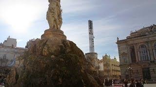 Documentaire Montpellier, place de la com'