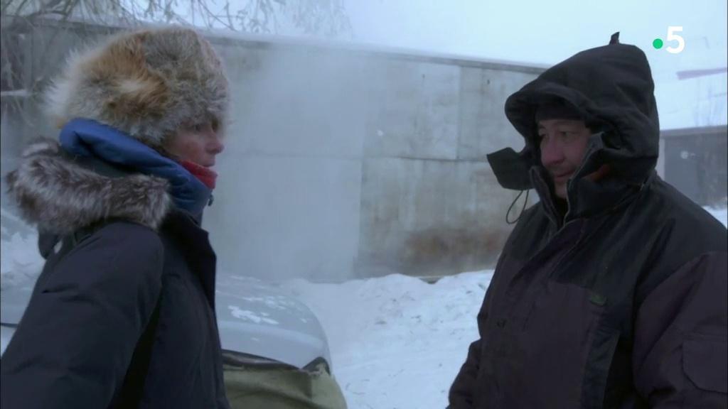 Documentaire Drôles de villes pour une rencontre – Iakoutsk