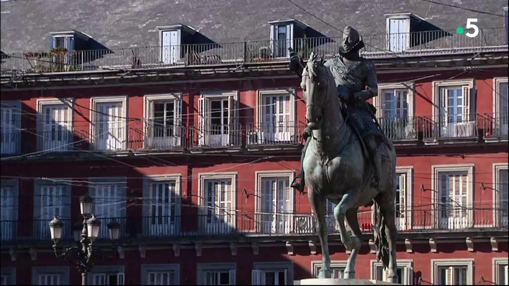 Documentaire Embarquement immédiat – Madrid, cité royale
