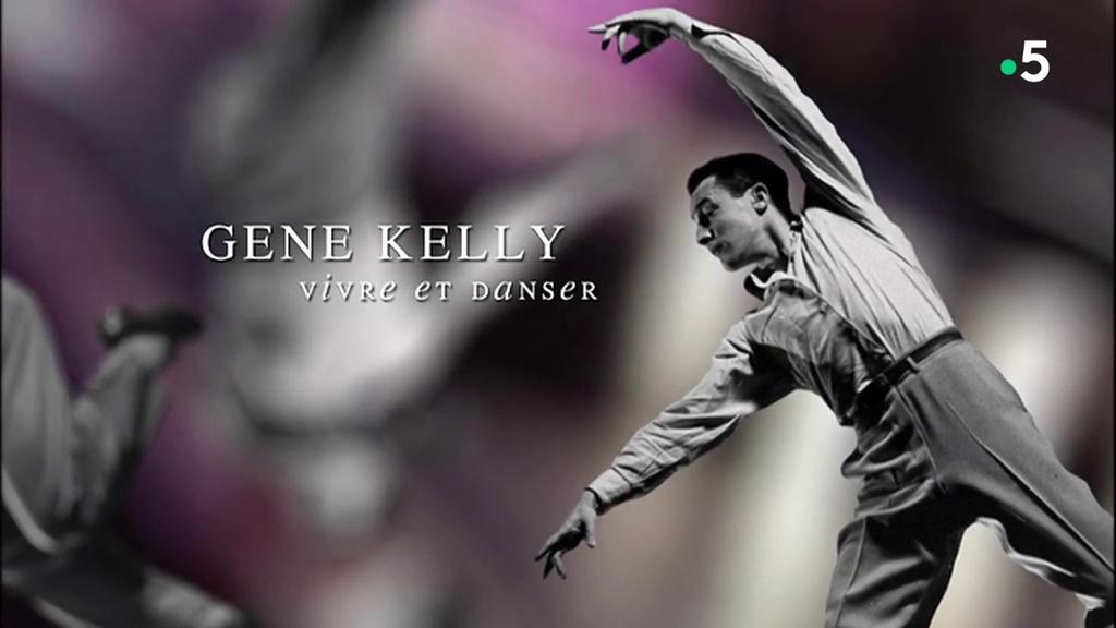 Documentaire Gene Kelly, vivre et danser