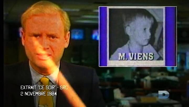 Documentaire Homicides – L'affaire Maurice Viens