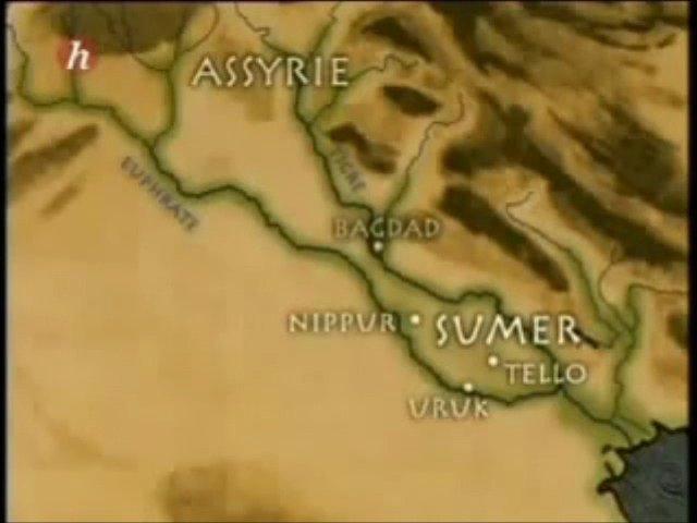 Documentaire Il était une fois la Mésopotamie