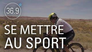 Documentaire L'Amérique à vélo : l'incroyable défi d'une ex-sédentaire