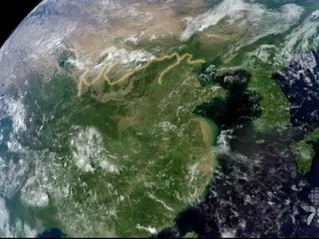 Documentaire La Chine sauvage au-delà de la Grande Muraille