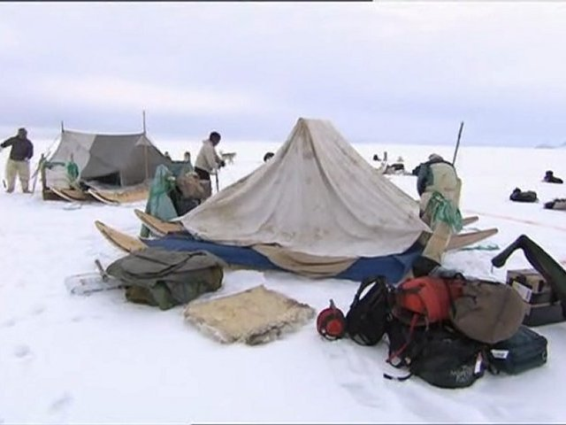 Documentaire Les Inuits du Groenland