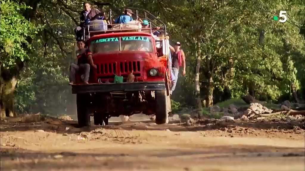 Documentaire Les routes de l'impossible : Nicaragua, au nom de la loi