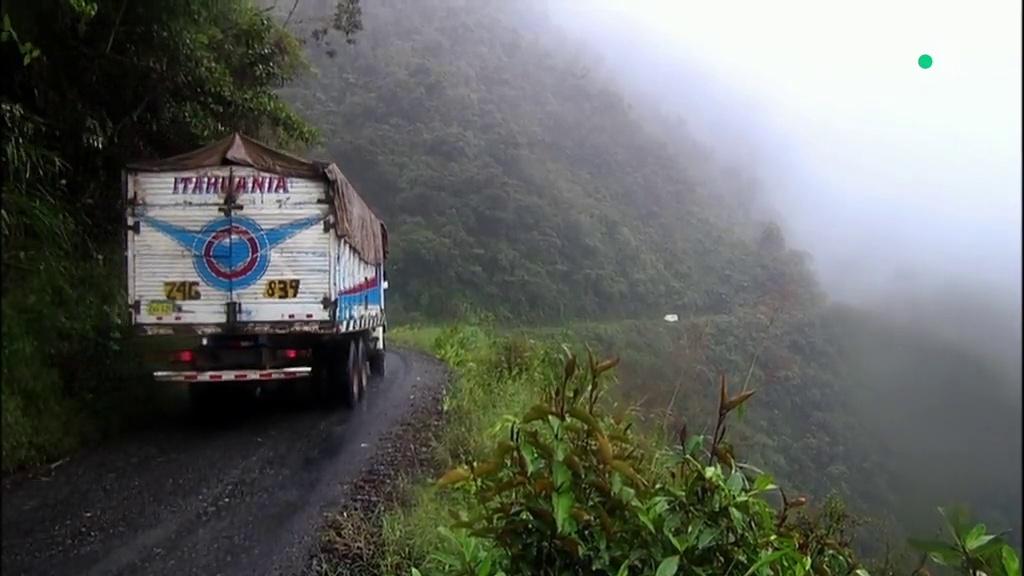 Documentaire Les routes de l'impossible – Amazonie, la dernière conquête