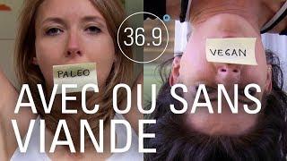 Documentaire Paléo – Vegan: le choc des régimes
