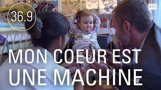 Documentaire Quand le cœur flanche, greffe ou machine?