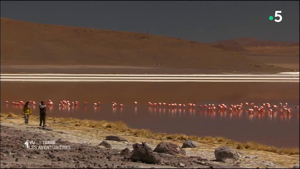 Documentaire Vu sur Terre, les Aventurières – De la Bolivie à la Crète