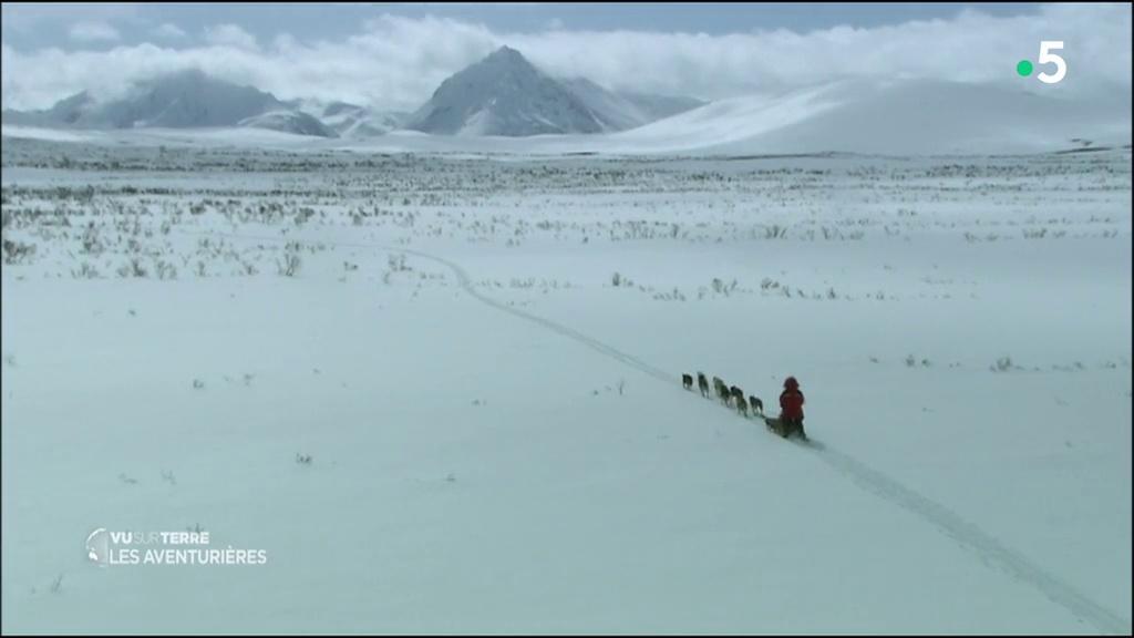 Documentaire Vu sur Terre, les aventurières – Du Yukon à Hawaii
