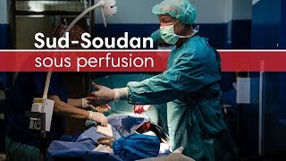 Documentaire Sud-Soudan sous perfusion